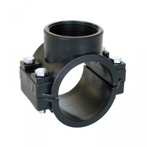 Obejma 50 mm - 50x1/2 GW