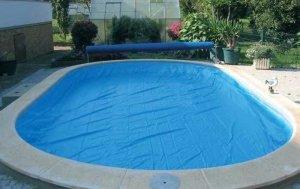 Przykrycie Safe Top do basenu 4,16m x 8m