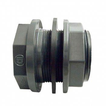 Przepust szczelny PVC KWxKW/GZ 50x50mm/2