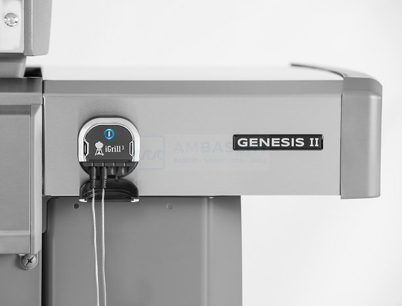 iGrill 3 - termometr do grilli Weber 7205