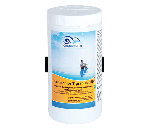 Chemochlor T granulat 65 -- 1kg