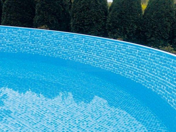 Folia 4,6 x 1,2 - Mosaic - 0,3mm