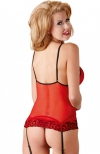 Cottelli Collection Lady Red komplet