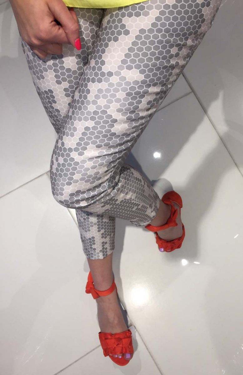 798e4e28 Lola Fashion spodnie cygaretki - Spodnie damskie - MODA DAMSKA ...