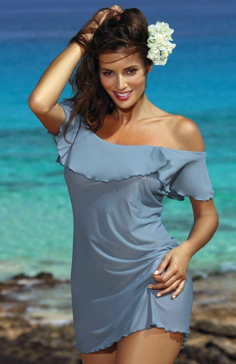 23bb331706 Marko Juliet Dusty Jade M-461 tunika plażowa - Parea i Sukienki ...