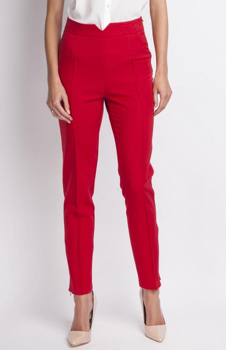 Lanti SD112 spodnie czerwone