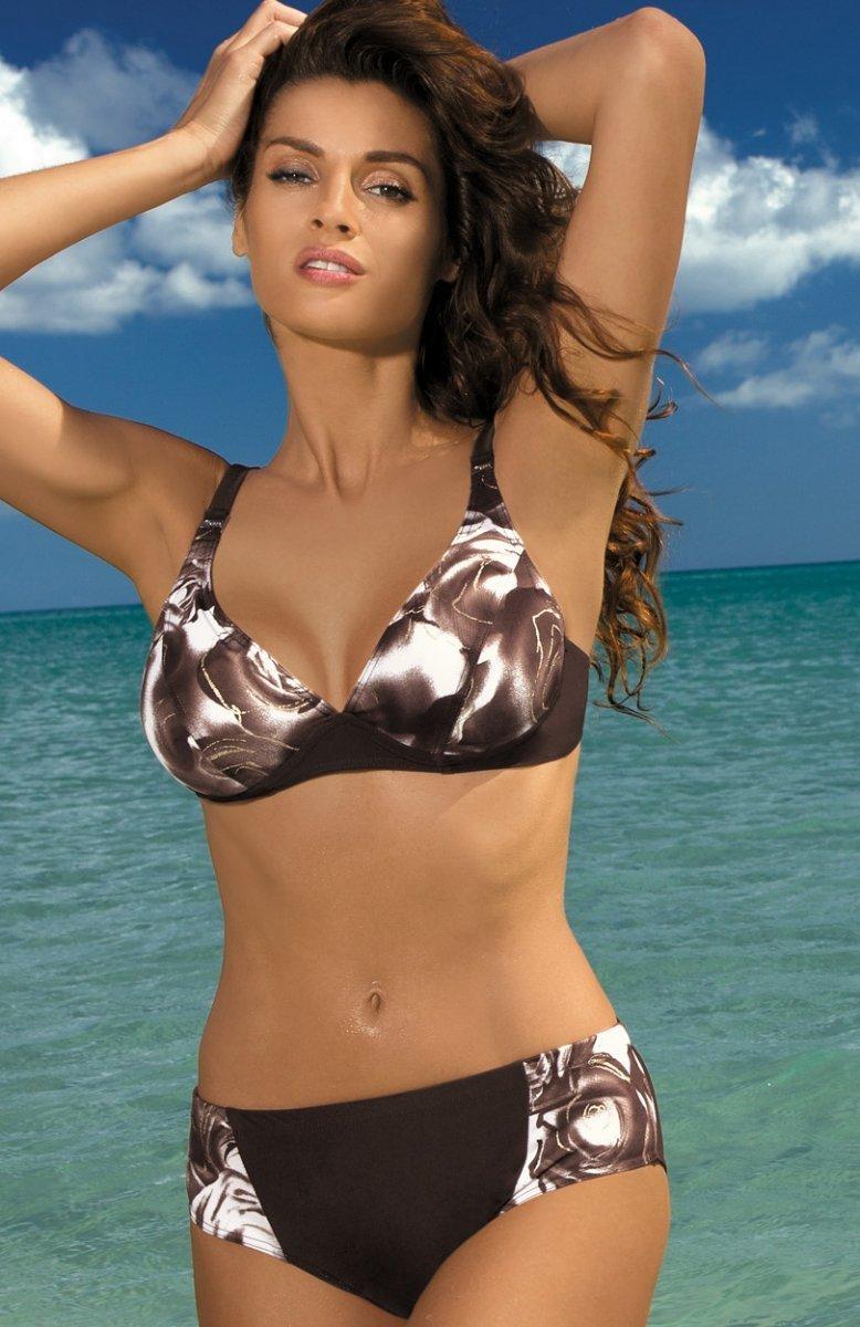 Marko Helen M 317 kostium kąpielowy brąz