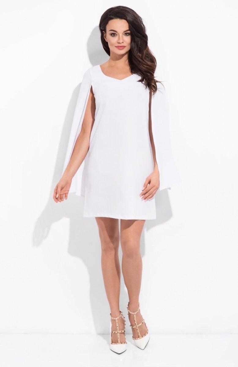 38c50490f0 Cocoviu New York sukienka biała - Sukienki na wesela - Sukienki ...