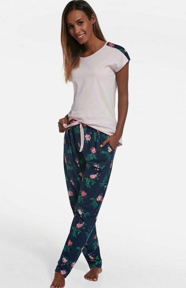 7a4de7f51b9143 Cornette 188/205 Roses piżama – Piżamy damskie – Bielizna nocna ...