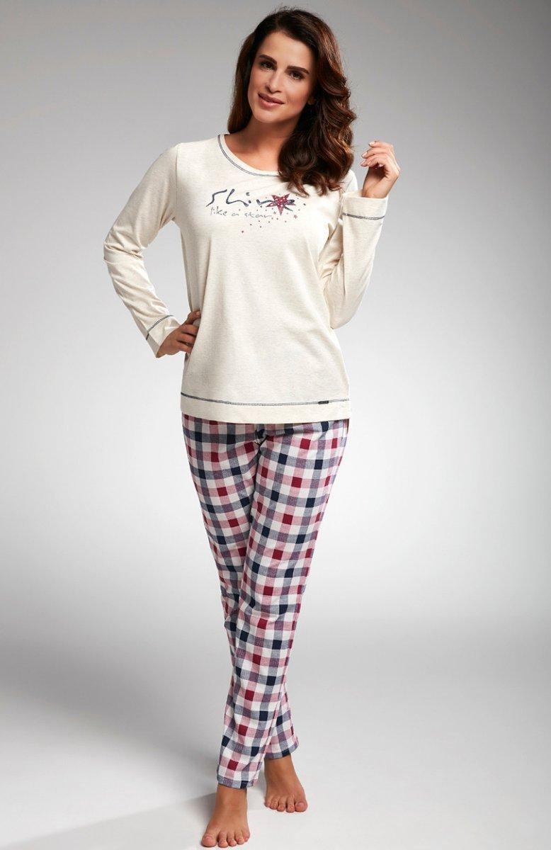a0766f31bfa90f Cornette 655/163 Shine piżama damska - Piżamy damskie - Bielizna ...