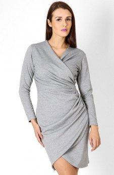 Vera Fashion Rebeka sukienka szara