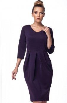 Lemoniade L104 sukienka fiolet