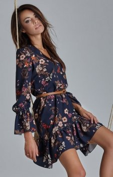 *Ivon Aurelia sukienka w kwiaty