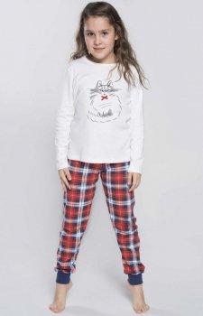 Italian Fashion Carmen Dz. dł.r. dł.sp. nocna piżama