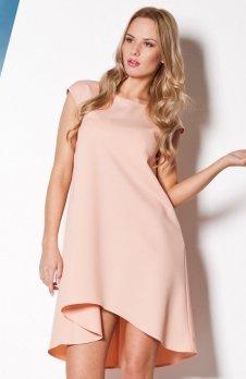 Figl M259 sukienka róż