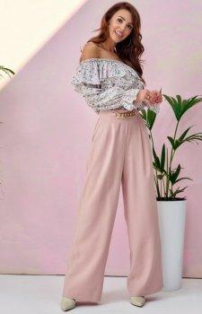 Szerokie spodnie plazzo 0011