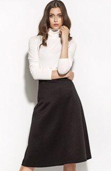Nife SP25 spódnica czarna