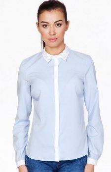 Ambigante 0075 koszula błękitna