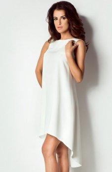 Ivon P2 sukienka ecru