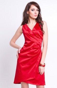 Vera Fashion Kamila sukienka czerwona