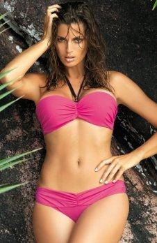 Marko Nicole różowy kostium kąpielowy