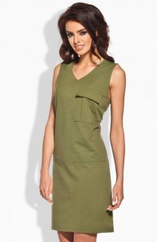 Lemoniade L122 sukienka khaki