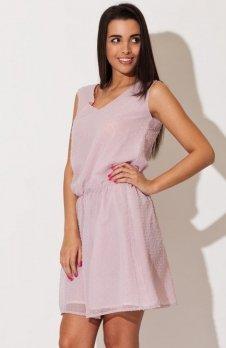 Katrus K154 sukienka fioletowa