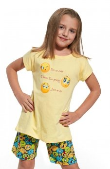 Cornette Kids Girl 787/58 Smile piżama