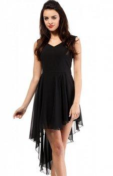 Moe MOE200 sukienka czarna