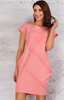 Infinite You M058 sukienka róż