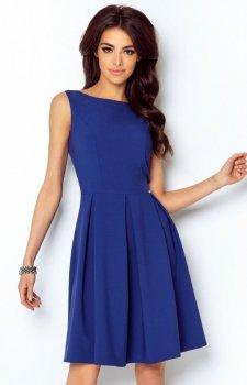 Ivon Tailor 215 sukienka chabrowa