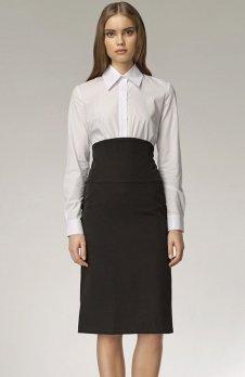 Nife SP02 spódnica czarna