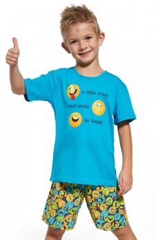 Cornette Kids Boy 789/63 Smile piżama