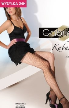Gabriella Kabarette Collant 151 Code 230 rajstopy