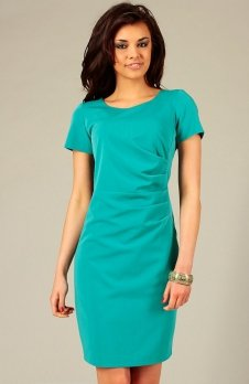 Vera Fashion Rachela sukienka turkusowy