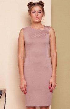 Cover GR1539 sukienka cappucino