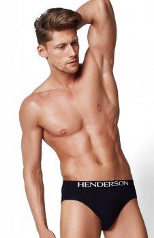 Henderson Slipy Man 35213-99x Czarne