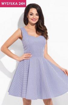 *Cocoviu Saint Tropez sukienka zygzak
