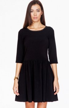 Ambigante SU0016 sukienka czarna