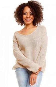 PeekaBoo 30047 sweter beżowy