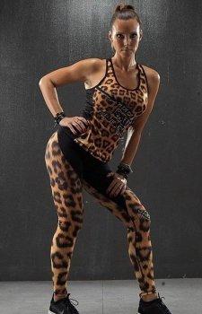 *FeelJ! Wild legginsy