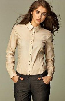Nife k38 koszula beżowa