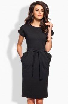 Lemoniade  L129 sukienka czarna