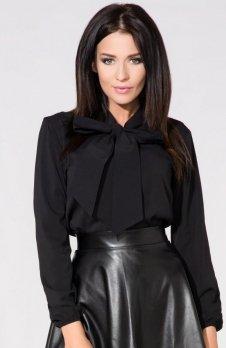 Tessita T158/3 koszula czarna