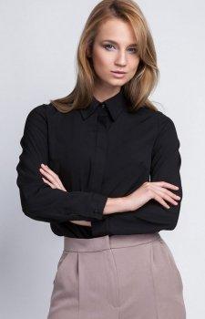 Lanti K101 koszula czarna