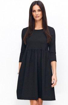 Numinou NU79 sukienka czarna