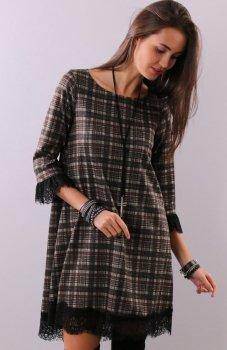 Roco 0222 sukienka kratka