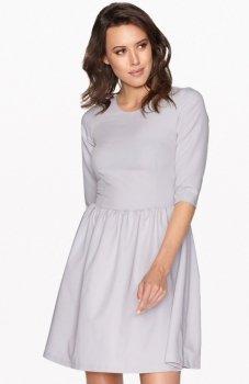 Lapasi L005 sukienka szara