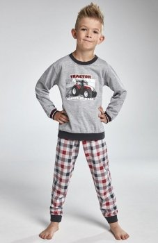 Cornette Kids Boy 593/71 Tractor piżama