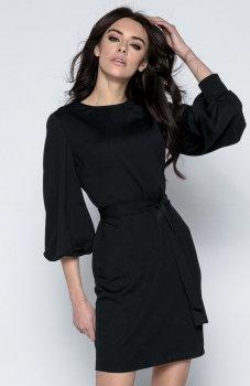 Fobya F495 sukienka czarna